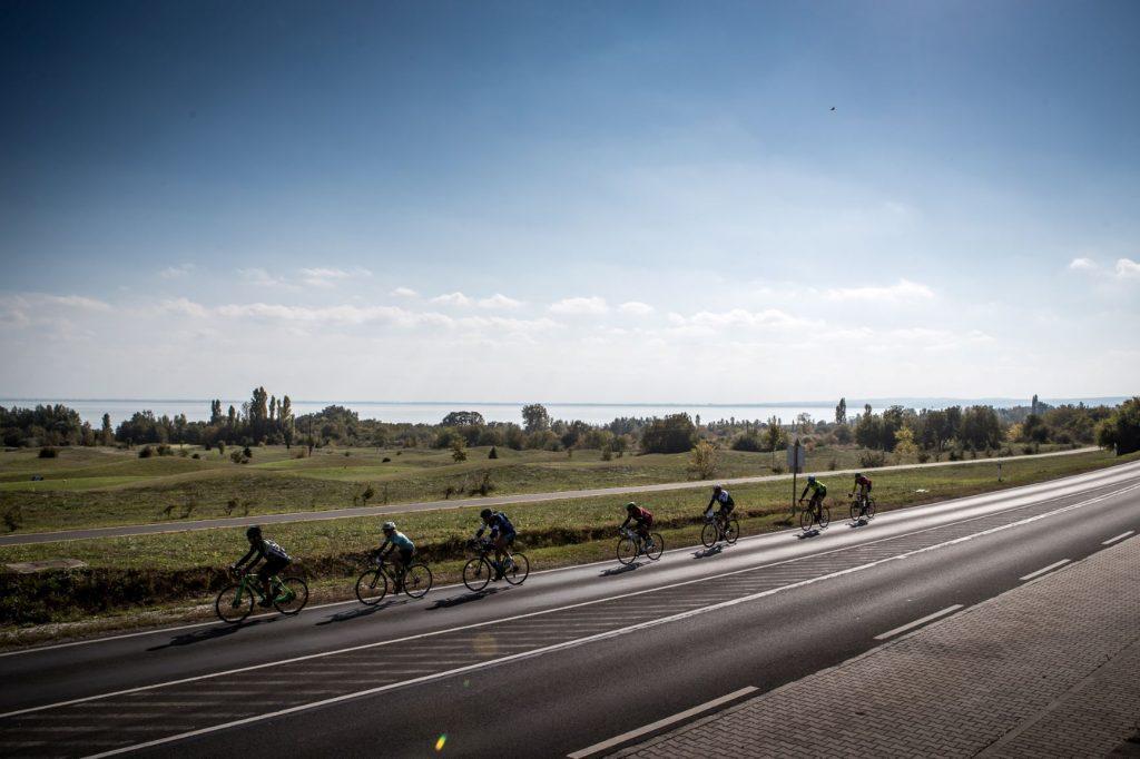 Közel 250 kerékpáros tekert a Badacsony 200 túrán