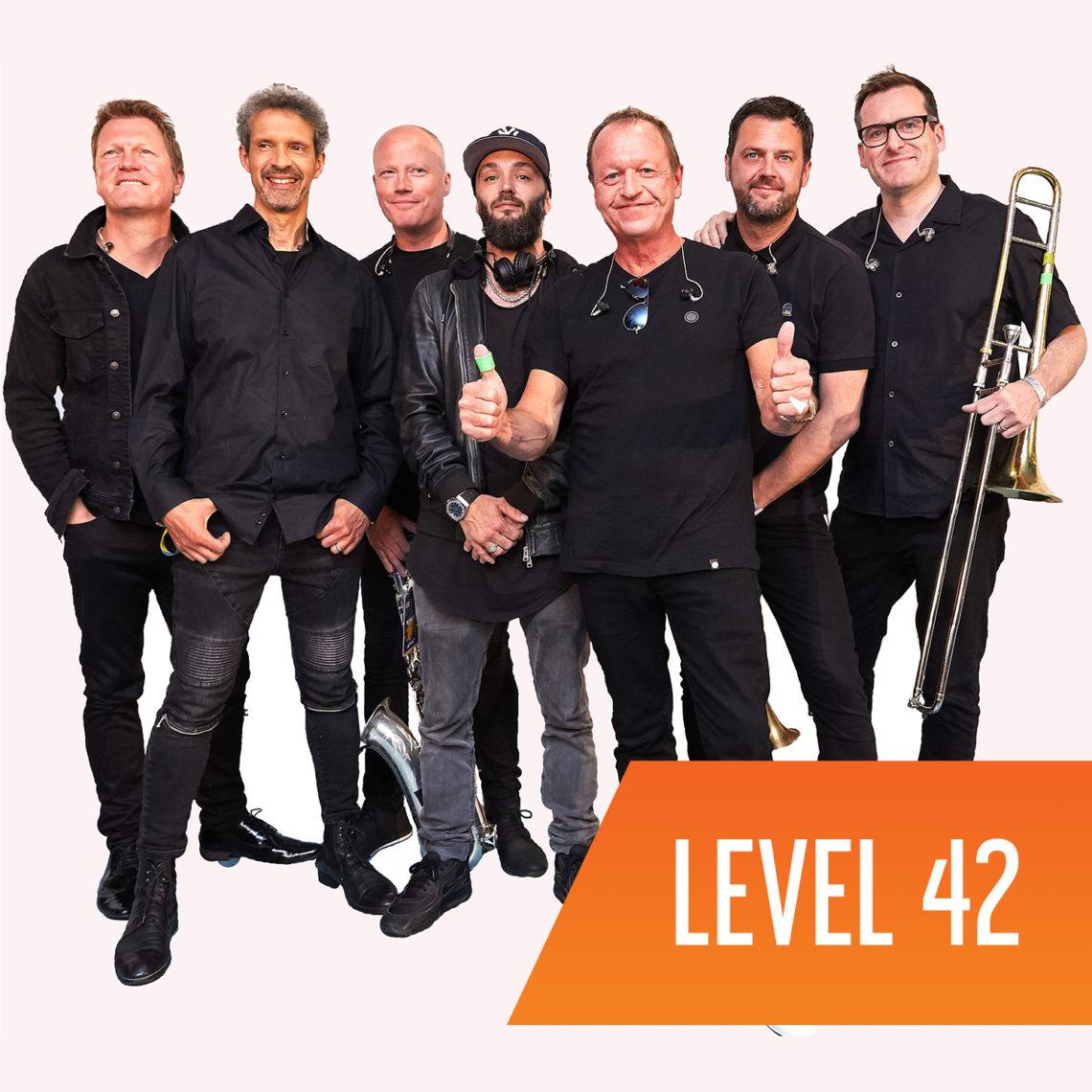 A '80as évek legendás popbandája, a Level 42 nyitja a Paloznaki Jazzpikniket