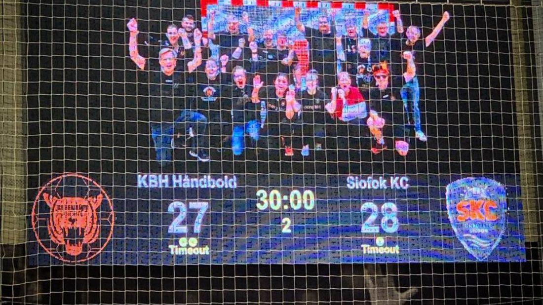 EHF Kupa negyeddöntőben a siófoki kézis lányok