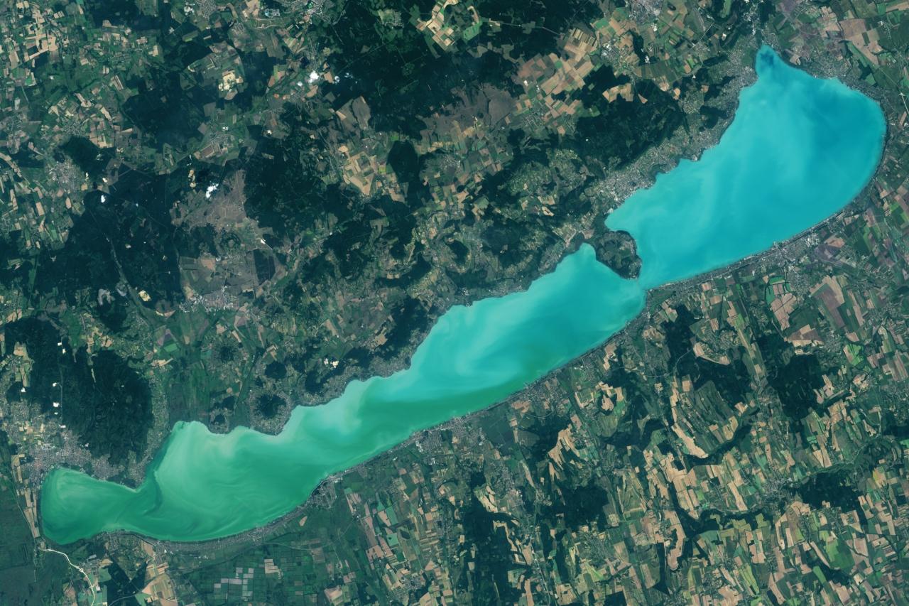 Nemzetközi kutatás tárgya lett a Balaton