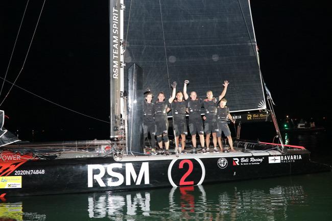 Az RSM2 az 52. Kékszalag Raiffeisen Nagydíj 2020 győztese!