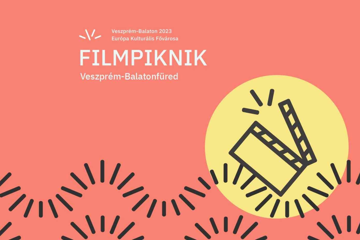 Szeptemberben tartják az első Veszprém-Balaton Filmpikniket