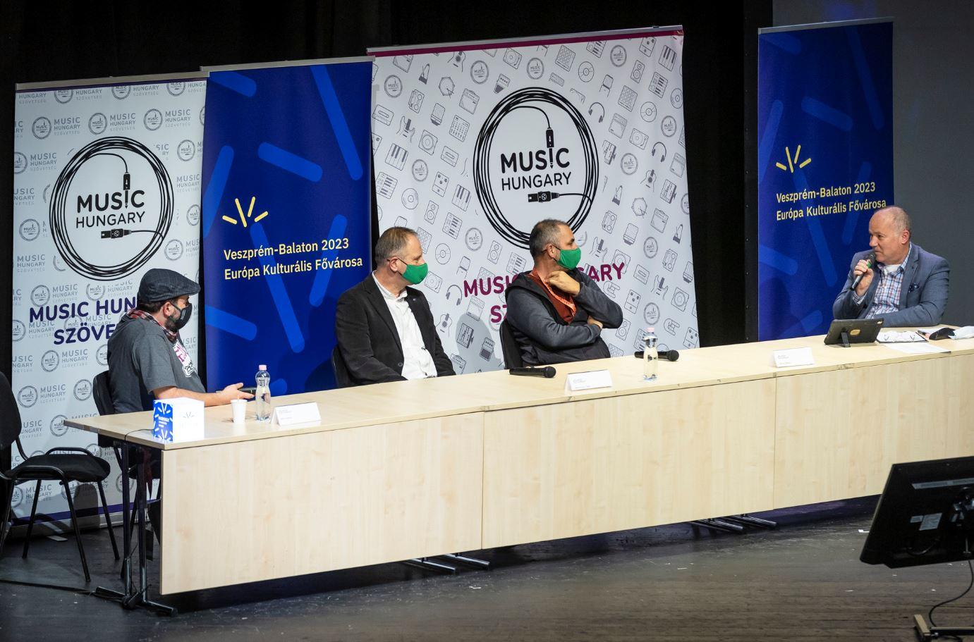 Mi lesz a fesztiválok sorsa 2021-ben? – a veszprémi Music Hungary Koferencián jártunk