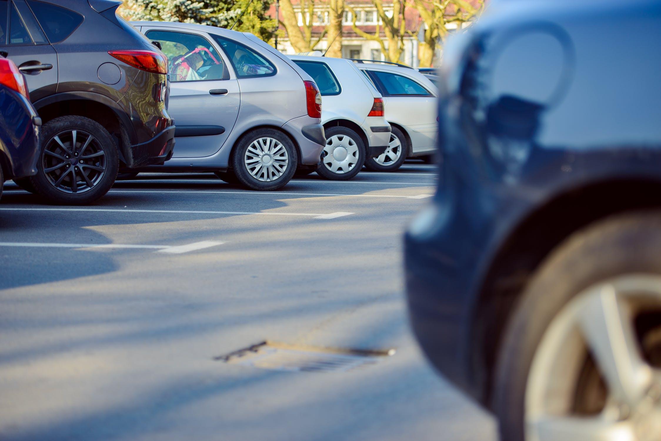 Ingyenes a parkolás Balatonfüreden is