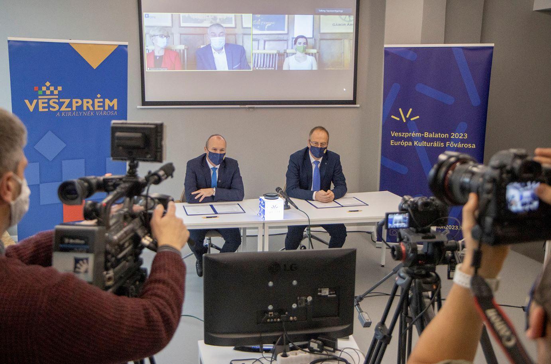 Sepsiszentgyörgy is részese lesz a Veszprém-Balaton 2023 EKF programsorozatnak