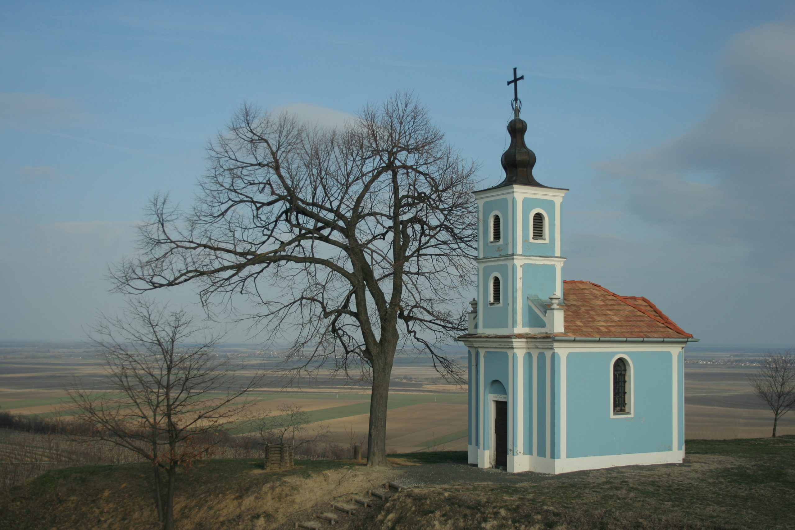 Bakancslistás helyek a Balaton körül –  Kék Kápolna, Balatonboglár