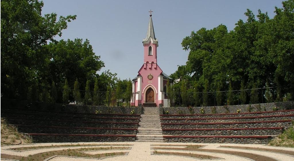 Bakancslistás helyek a Balaton körül –  Vörös Kápolna, Balatonboglár