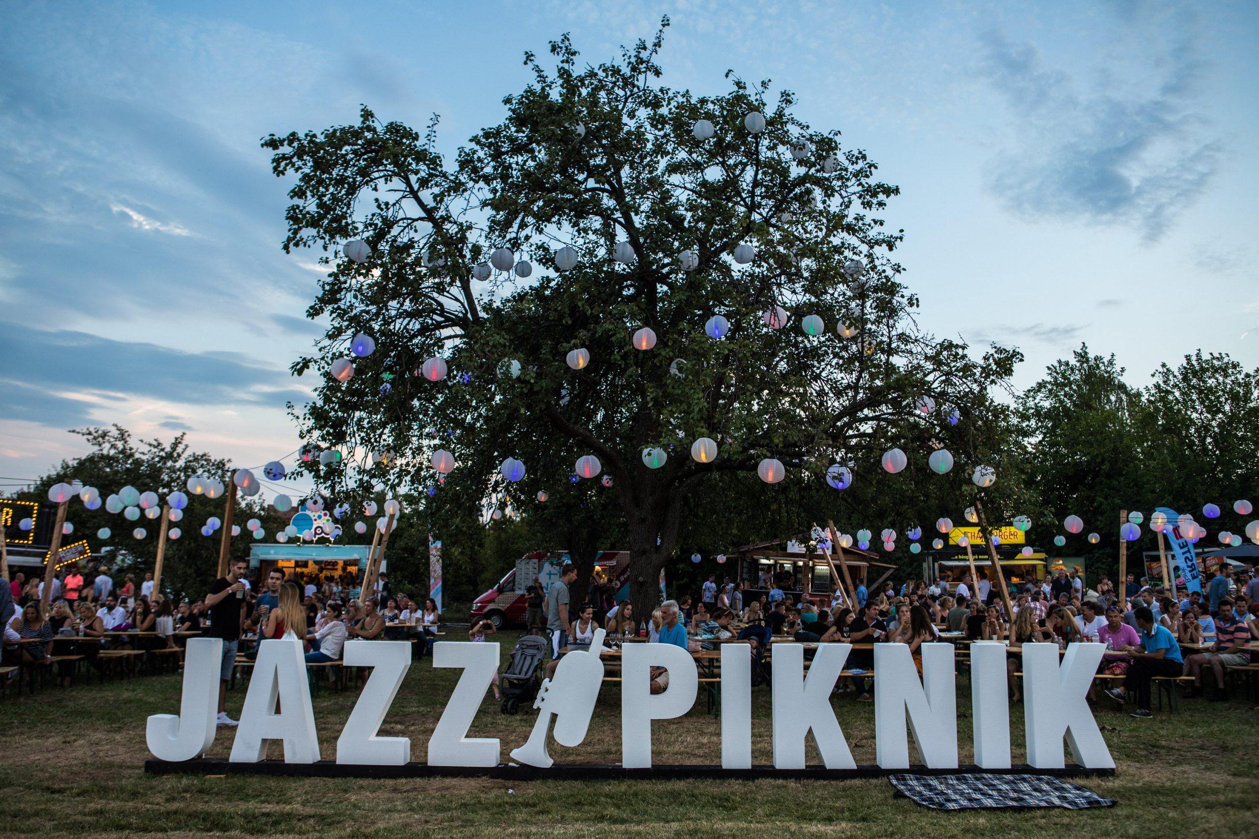 Megvannak az idei Jazzpiknik első fellépői