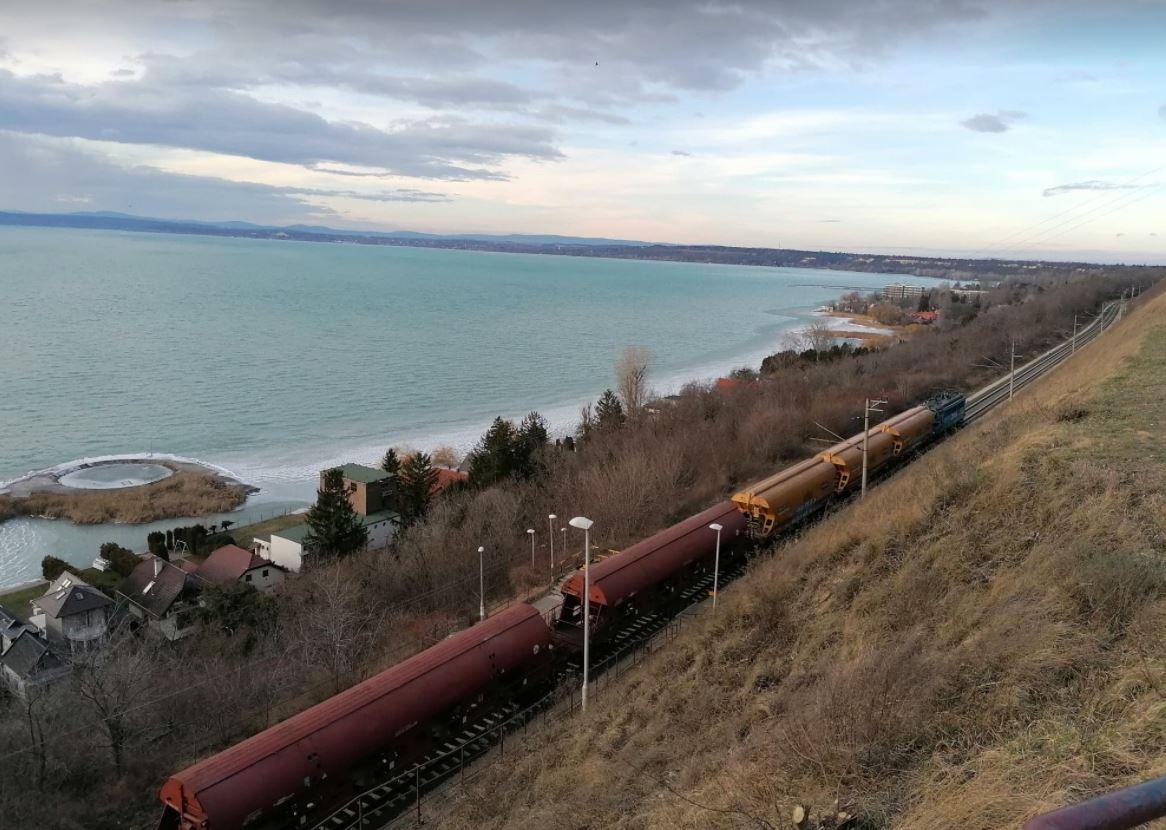 Bécsből a Balatonra vonattal?