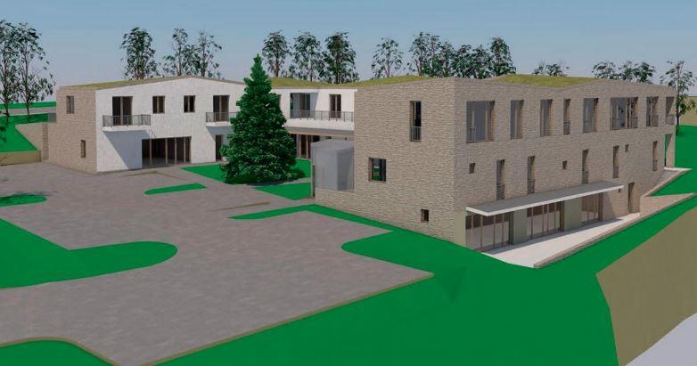 Önkormányzati lakások épülnek Tihanyban a fiataloknak