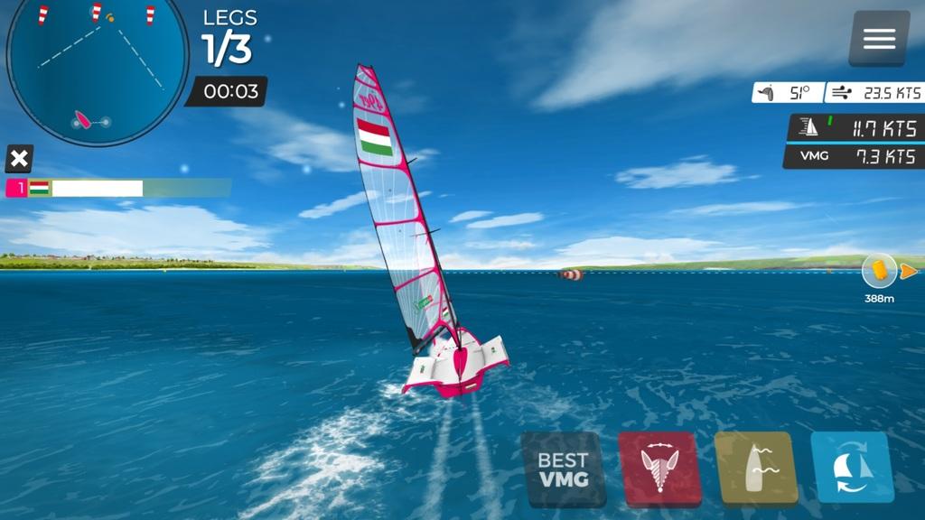 Elindult az E-Sailing Bajnokság