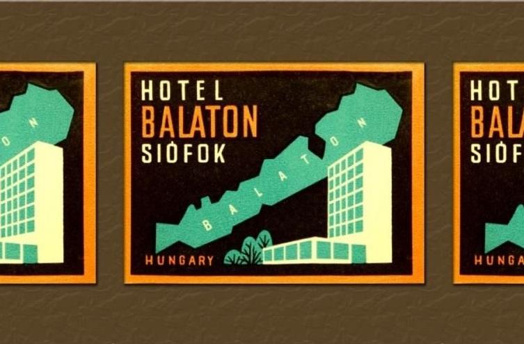 Ilyennek hatott a Balaton a régmúlt plakátjairól