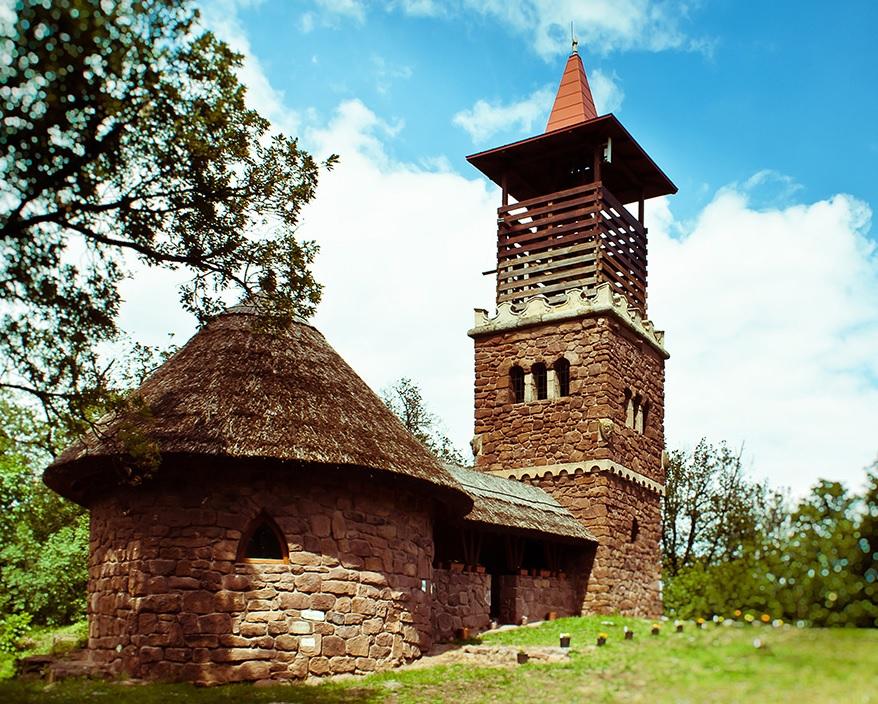 Bakancslistás helyek a Balaton körül – Csere-hegyi kilátó, Alsóörs