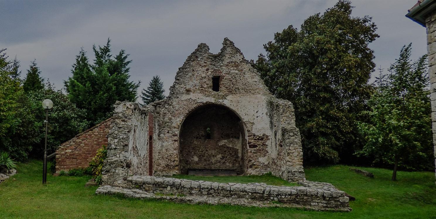 Bakancslistás helyek a Balaton körül – Mámai templomrom, Balatonfűzfő
