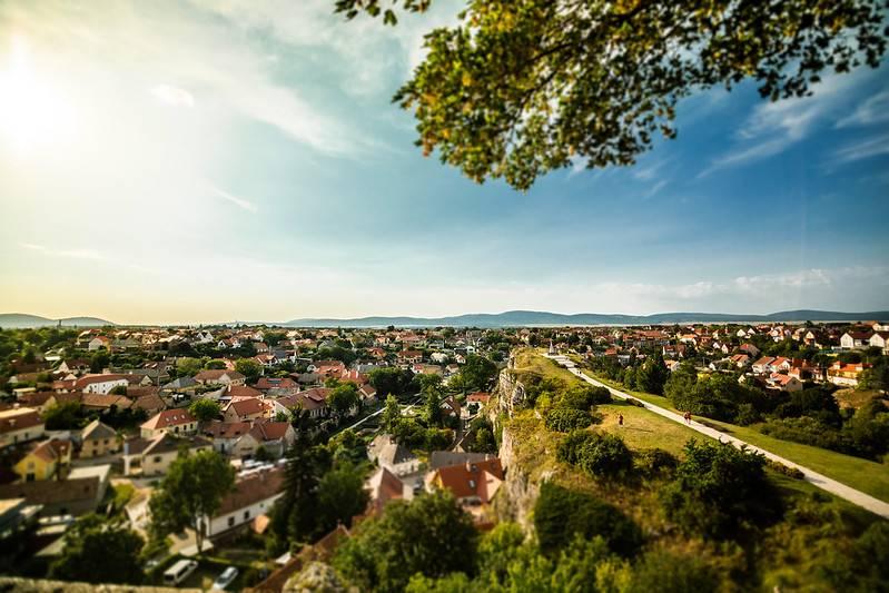 Bakancslistás helyek a Balaton körül – Benedek-hegy, Veszprém
