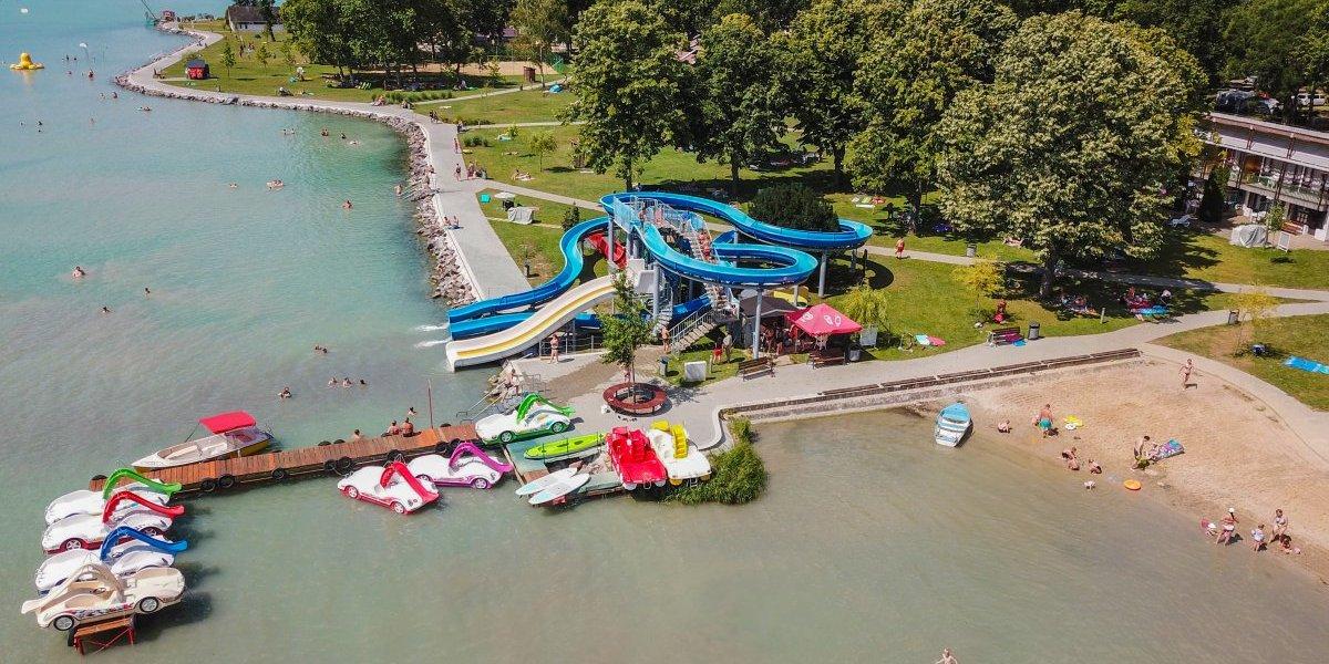 A 70. szezont nyitja a Balatontourist