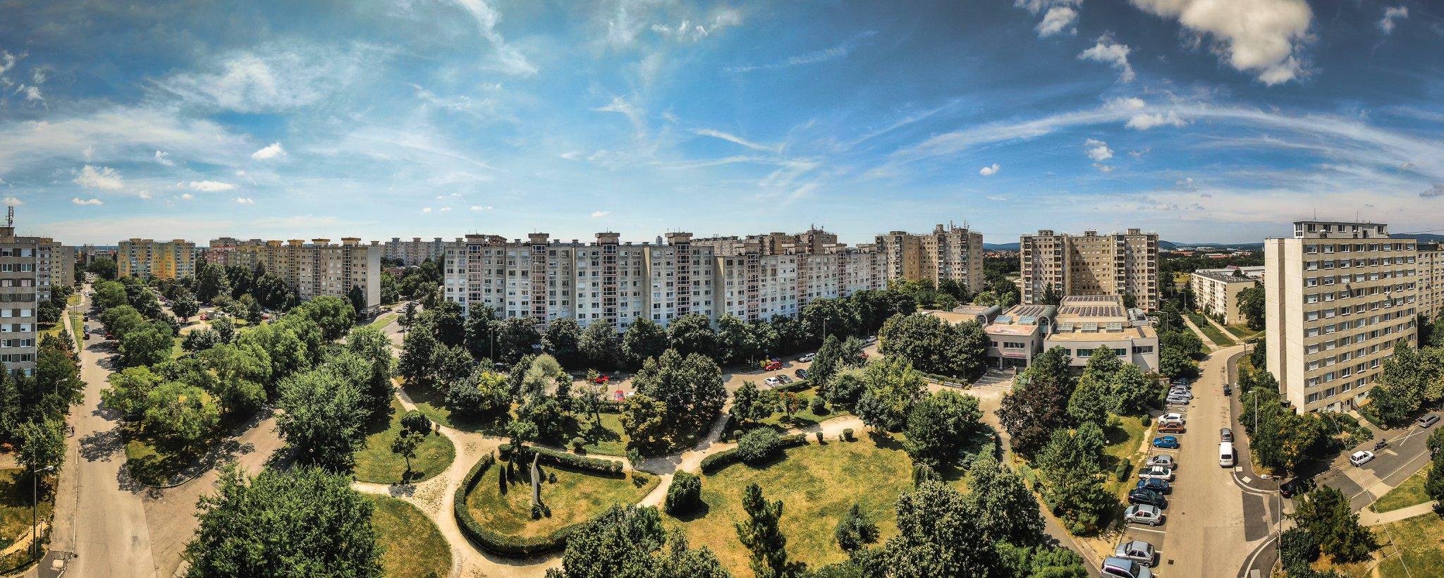 Európa Kulturális Fővárosa – A helyi lakosok bevonásával tervezik a közösségi terek felújítását Veszprémben