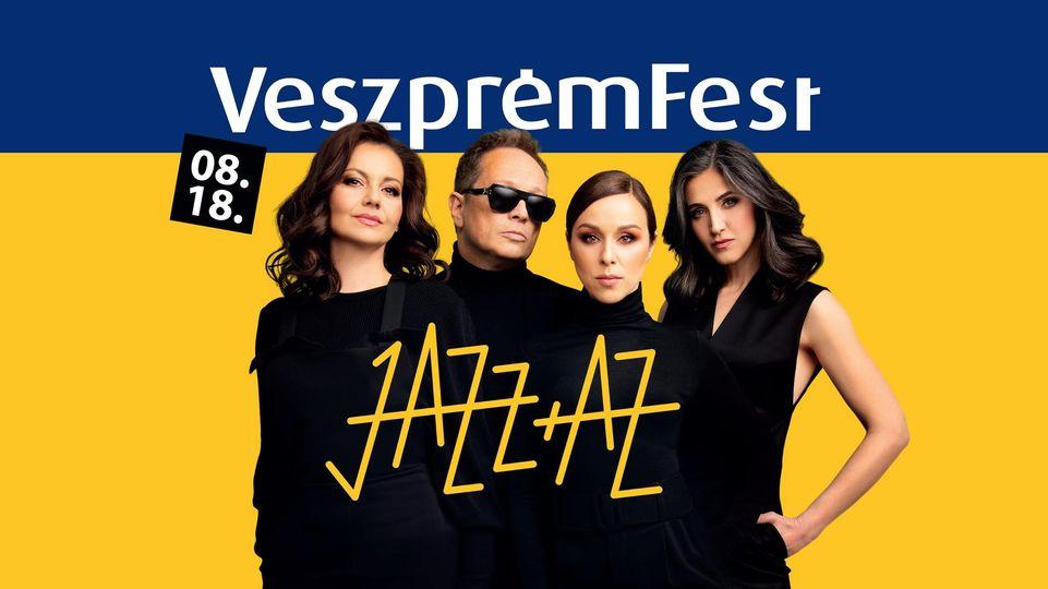 Itt a VeszprémFest teljes programja