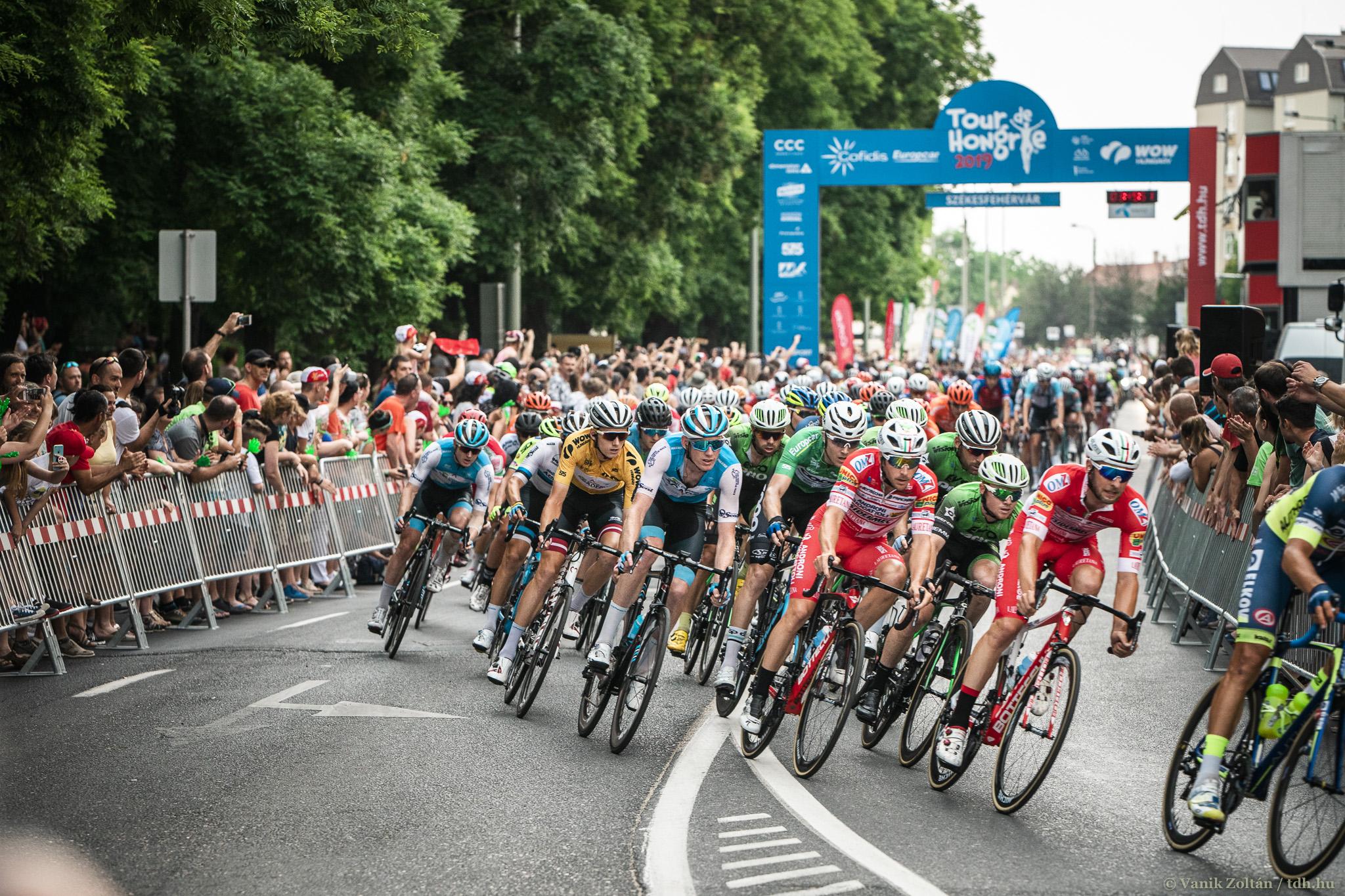 Holnap veszi kezdetét a Tour de Hongrie