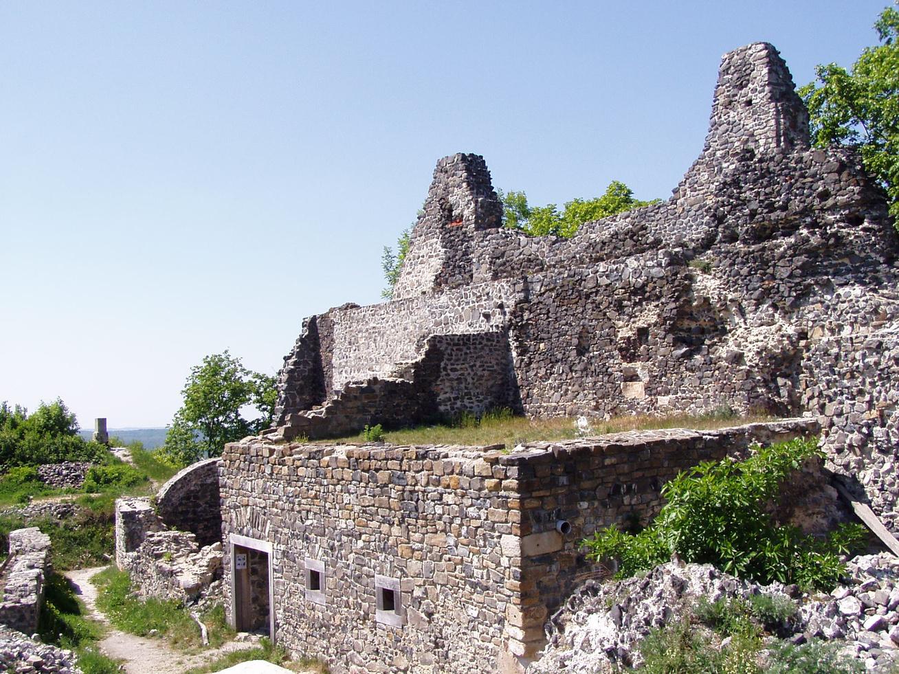 Bakancslistás helyek a Balaton körül – Tátika-vár, Zalaszántó