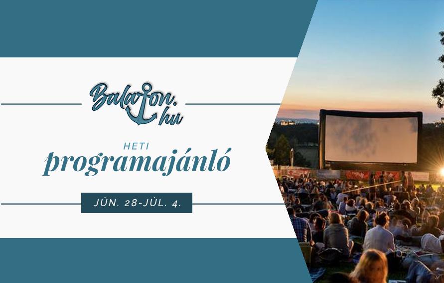 Esti kertmozi a csillagos ég alatt és Levendula fesztivál a Balatonon