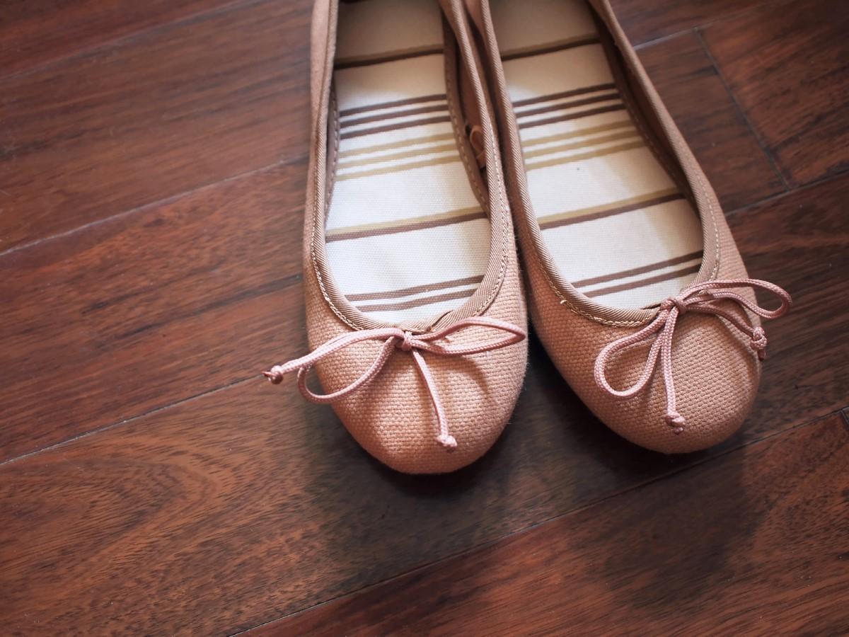 Balerina – összeszedtünk 5 okot, miért éppen nyáron viseljük ezt a cipőt