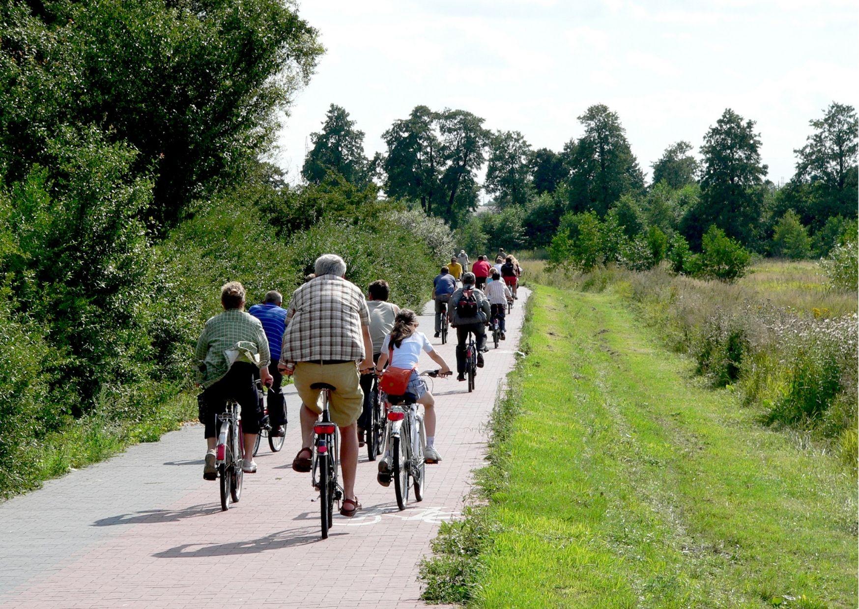 Épül a Budapest-Balaton kerékpárút