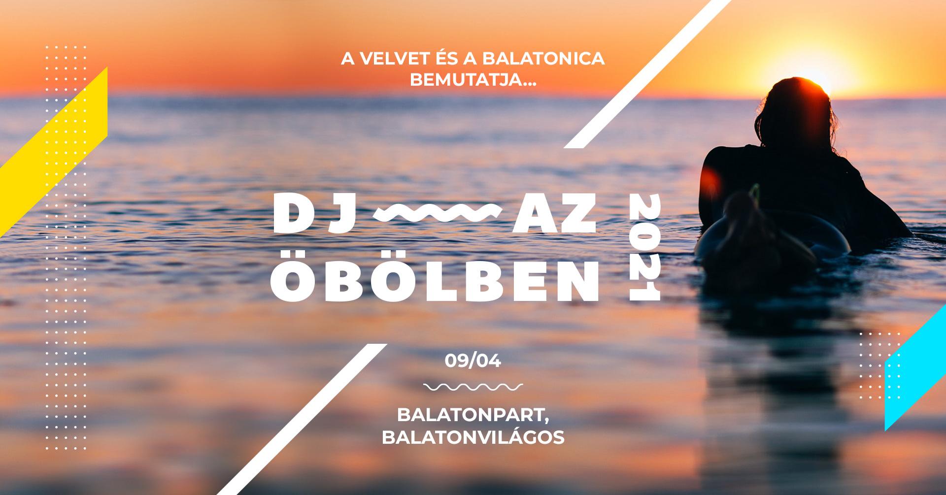 Ibizai chillout hangulatot hoz Magyarországra a balatoni webrádió