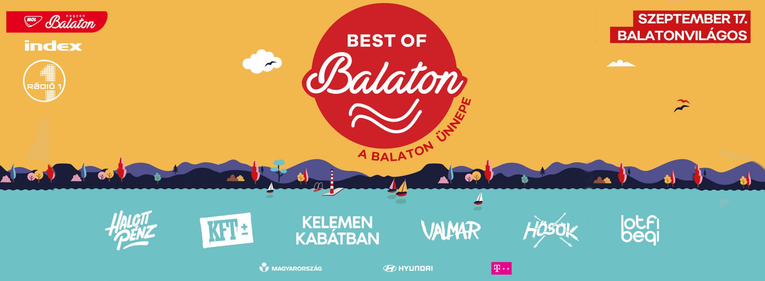 Egynapos fesztivállal zárják a balatoni nyarat szeptember közepén Balatonvilágoson