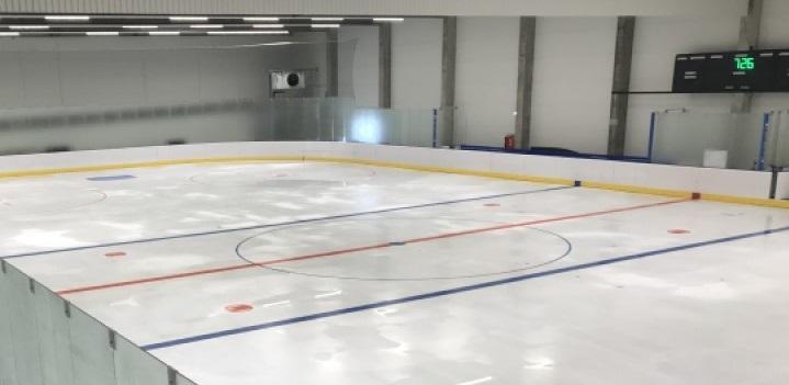 Elkészült a veszprémi jégcsarnok