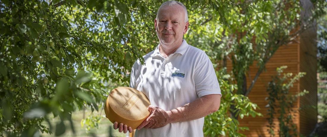 Tarolt a vászolyi sajt a Mondial du Fromage versenyen