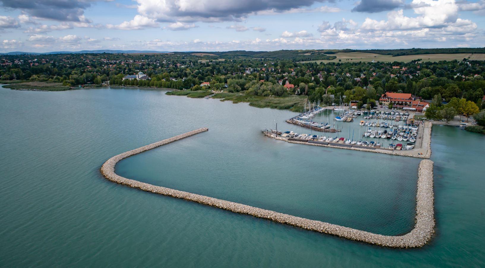 Új kikötőhelyeket adnak át a megújuló BFYC-ben